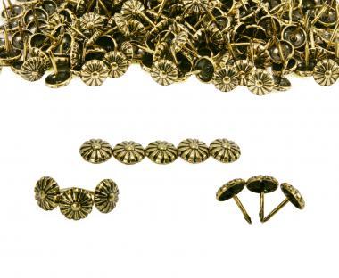 Bronze Renaissance Tête marguerite