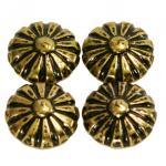 Bronze Renaissance Tête marguerite Ø 10.5 mm (1000p.)