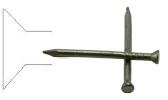 Pointe acier tête conique