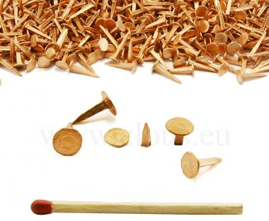 Semences tapissier cuivre (1kg) L : 9 mm