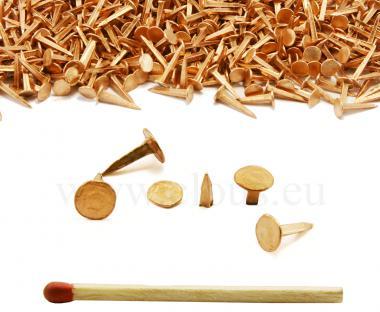 Semences tapissier cuivre (1kg) L : 11 mm