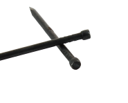 Pointe Acier trempé tête homme Ø 1.5 mm (1kg)
